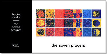 the seven prayers • book •  beate sandor